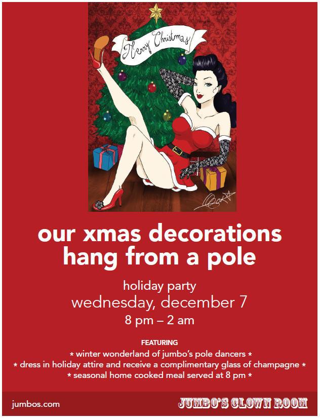 2011 Jumbos Christmas Flyer