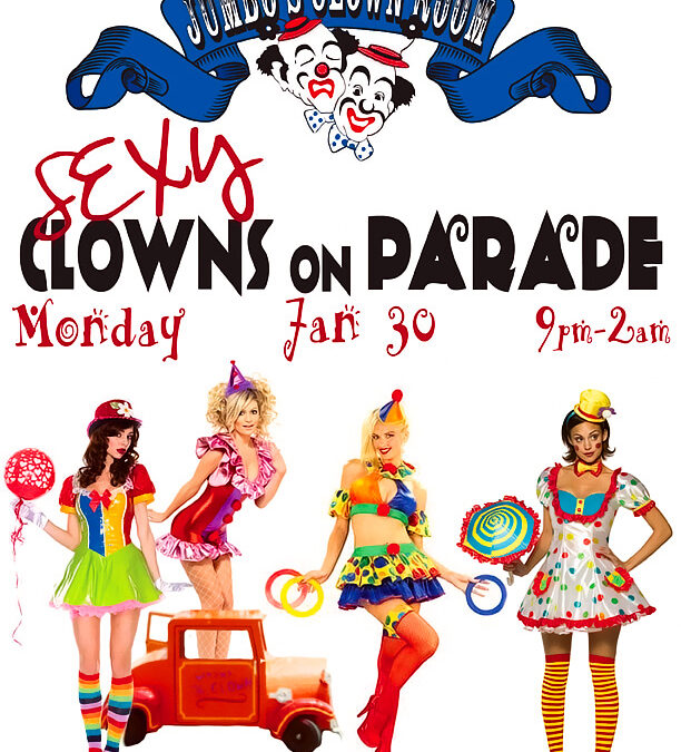 Clowns on Parade